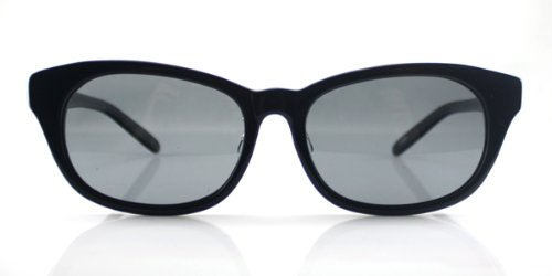 AF900-C2: Asian Fit Round Simple Fashionable Sunglasses