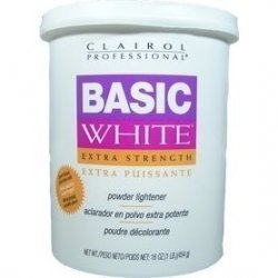 CLAIROL Professional Basic White Extra Strength Powder Lightener 1lb/454g by Clairol - Clairol Basic White Lightener