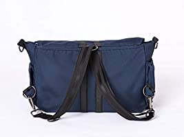 Amazon.com: E.C. Knox, Bolsas de pañales de lujo para papá ...