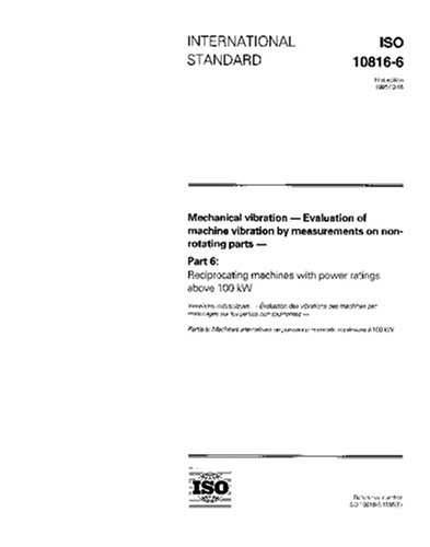 ISO 10816 PART 6 EBOOK DOWNLOAD