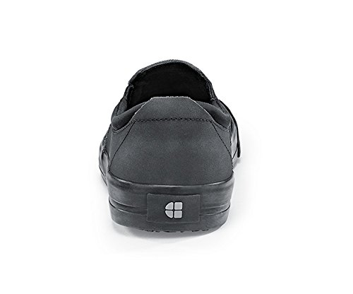 Casual Crews Schwarz 41 7 Ollie Shoes for UK Rutschfeste II Trainer qHw8X50x