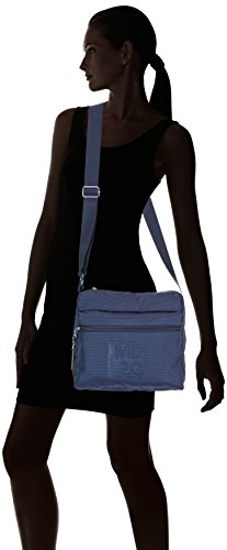 Tracolla Tangerine Blue Shoulder Bag Women Duckmd20 Blue 7URwqH71