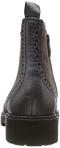 25400 Stone Natural Be Chelsea Bottes 231 21 Gris Femme pgFwxTPw
