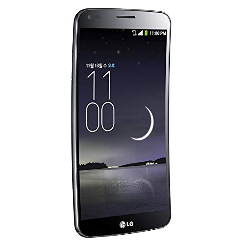 LG G Flex D959 4G LTE Android Unlocked Smart Phone 32GB - Titan Silver (T-mobile) (Lg G Flex 32gb Android Smartphone)