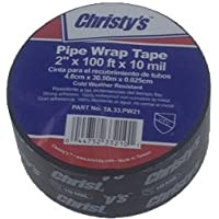Christys 2 x 100 10 Mil Pipe Wrap