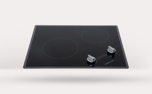 Amazon.com: Kenyon b41707 Glaciar 2-burner Cooktop & # 44 ...