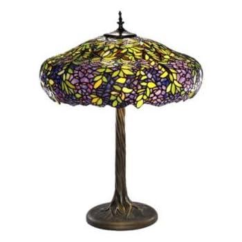 Labumum Tree Tiffany Style Table Lamp Amazon Com