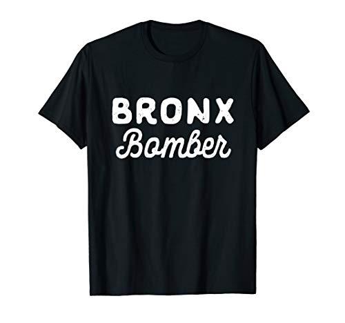 (Bronx Bomber T-shirt)
