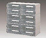 3-275-03 HA5小型引出セット HA5-S052 372×192×372mm '3662 B06VW8P6TK