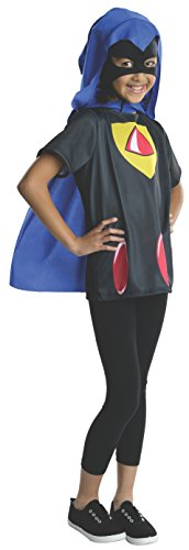 Rubies Teen Titans Go Raven Costume, Child Medium -