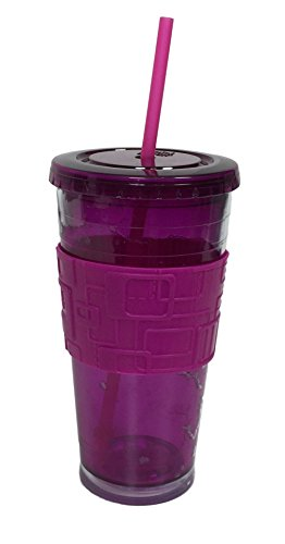 Cool Gear 24 oz. Freezer Gel Chiller Tumbler (Purple) (Cool Gear Tumbler)