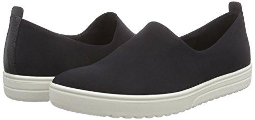 Ecco Footwear Womens Fara Slip-On Loafer, Black/Black, 42 EU/11-11.5 M US by ECCO (Image #5)