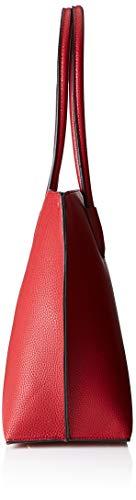L 004 Rouge rot Bari Sac credi Bandoulière xxqF768Hw