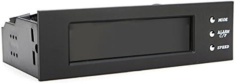 Tutoy STW 5023 5.25 Pulgadas LCD Panel CPU Ventilador De ...