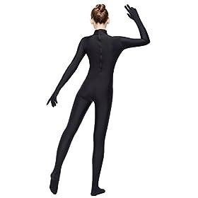 - 31JqyNUFXaL - Spandex Full Bodysuit One Piece Unitard Women Unitards For Women