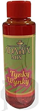 Melaza Adalya Tynky Wynky para shisha SIN NICOTINA - Sabor: Pomelo, Lima, Maracuya y Menta (170ml) - Sustitutivo de tabaco sin nicotina para cachimba