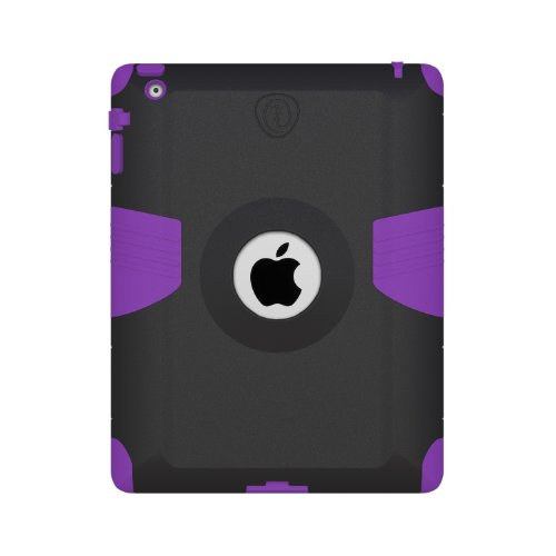 Trident Case KRAKEN AMS Series for Apple iPad 4, Purple (AMS-NEW-IPAD-PP) ()