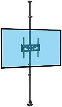 KIMEX 023-0144 Soporte Columna Suelo-Techo para Pantalla TV LCD ...