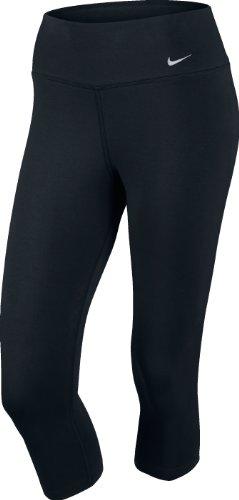 Nike Lady Dri-Fit Legend 2.0 Capri Running Tights - X Small - Black