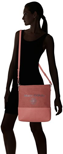 Marc O'Polo Hobo, Borse a spalla Donna Rosa (Dusty Pink)