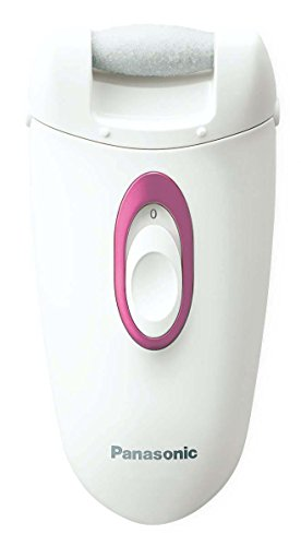 Panasonic Foot Care Pedi Roller - White/Pink