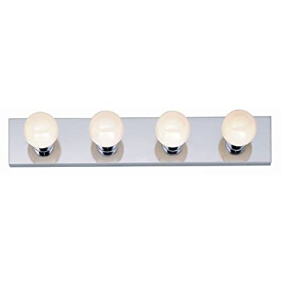"Nuvo Lighting 77/193 Four Light 24"" Bathroom Bar Light,"