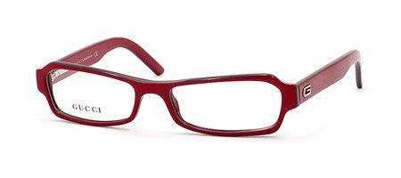 cbfebdf92f3 Image Unavailable. Image not available for. Colour  GUCCI EYEGLASSES GG  2582 0PZ7 RED GREEN
