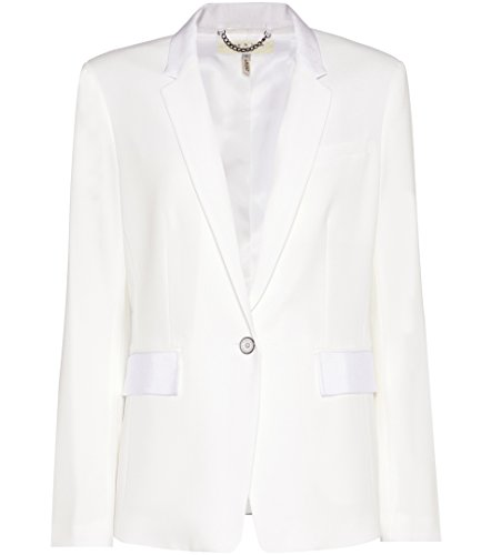 Rag & Bone White Windsor Blazer 0