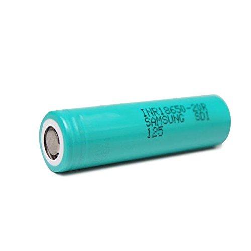 Samsung INR18650-20R 18650 3.7V 2000mAh Li-ion Rechargeab...