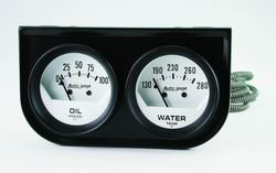 Auto Meter 2323 2-1/16IN OIL/WATER ()
