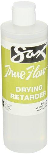Sax True Flow Acrylic Drying Retarder, 1 Pint, Crystal Clear
