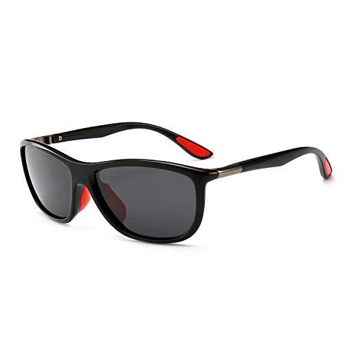 521a158b30e SUNGAIT Unisex Polarized Sunglasses Fashion Sun Glasses For Men Women UV400