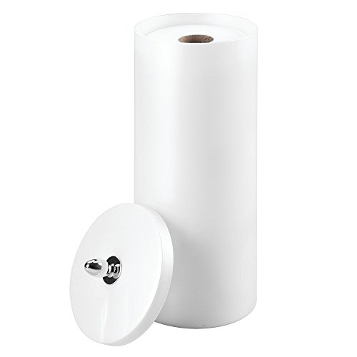 Interdesign Orb Free Standing Toilet Paper Holder Spare