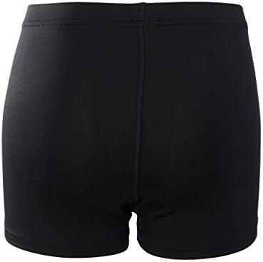 Badger B-Fit 2.5/'/' Moisture Management Shorts 4612 S-2XL Black Polyester//Spandex