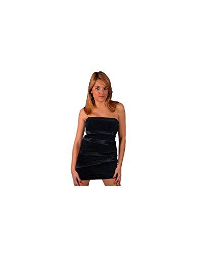 Cfeminin Cfeminin Vestito Nero Vestito Donna Donna rw0Zqz0Ex