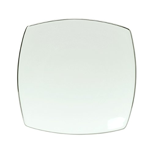 Mikasa Couture Platinum Bread and Butter Plate, 6.25-Inch