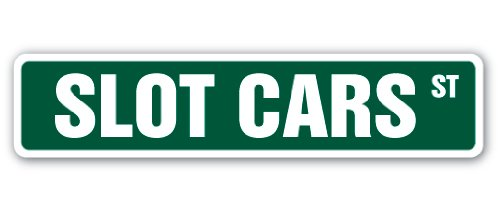 slot-cars-street-sign-tyco-slotcar-trucks-gift-collector-toys-gift-boy-racing