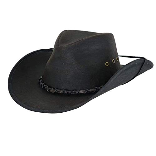Outback Trading Bootlegger Hat, Brown, XL -