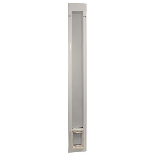 Ideal Pet Products 80 Fast Fit Aluminum Pet Patio Door Buy Online