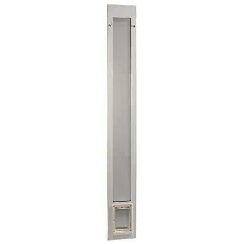 """Ideal Pet Products 80"""" Fast Fit Aluminum Pet Patio Door, ..."""