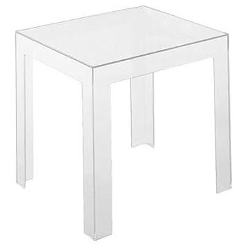 Kartell Jolly Side Table Tavolino, Confezione da 1 Pezzo, Azzurro 8850/Y5