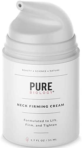 Premium Neck Cream with Vitamin C & E, Hyaluronic Acid & Breakthrough Anti Aging Complexes to Reduce Appearance of Wrinkles & Fine Lines – Neck, Chest & Décolleté Skin Care for Men & Women