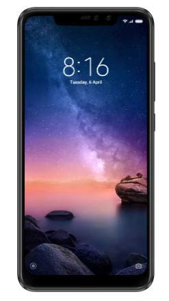 Me Redmi Note 6 Pro Black 64 Gb 4 Gb Ram Amazon In Electronics