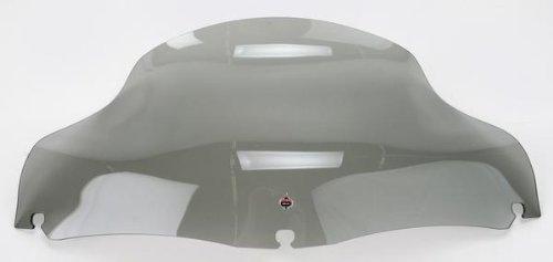 Klock Werks Flare Windshield 8.5 Inch Tint for Harley Davidson FLH 96-11 (Werks Flare Klock Windshield)
