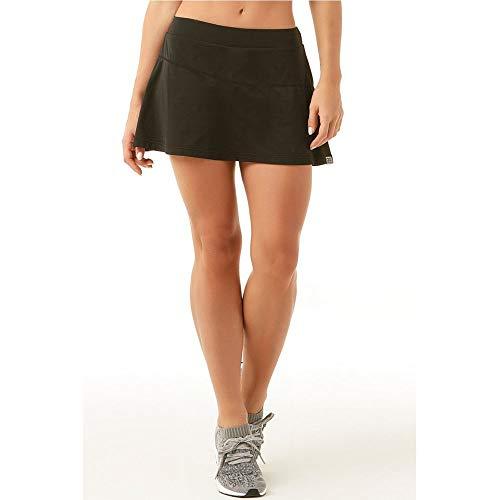 Shorts Saia Alto Giro Basic Preto M