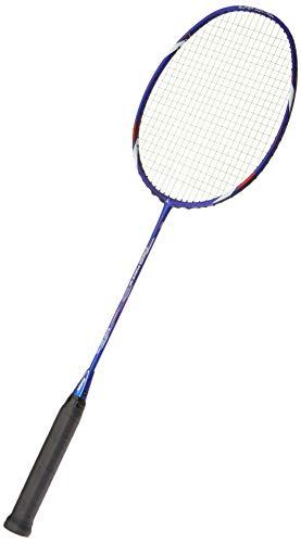 Ashaway Striker Force 90 Carbon Graphite Badminton Racquet, G2 4U  Blue/White