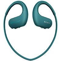 SONY Walkman 8GB headphone-integrated NW-WS414 / L (Blue)