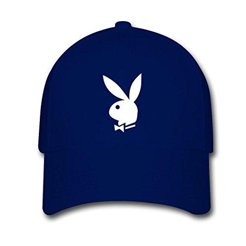 7forever Baseball Cap Playboy Classic Logo 2016 Trucker (Playboy Womens Cap)