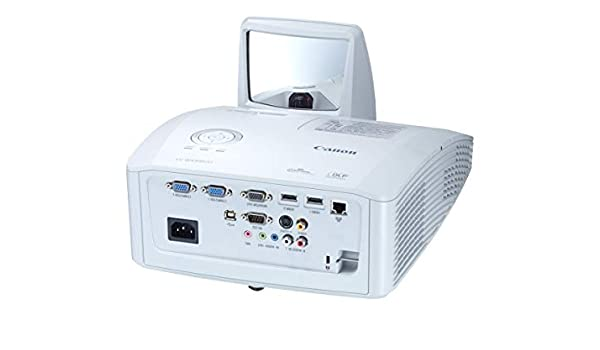 Canon LV-WX300UST - Proyector DLP (1280 x 800, 3000 lúmenes, HDMI ...