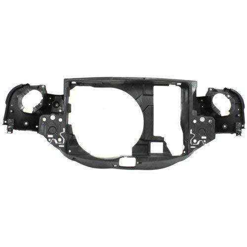 Garage-Pro Radiator Support for MINI COOPER 02-08 Assembly Plastic Front Panel Base Model (Base Cooper 2007 Mini)